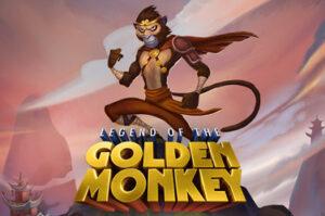 Legend of the golden monkey slot