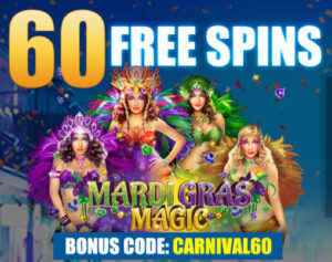 mardi gras magic slot