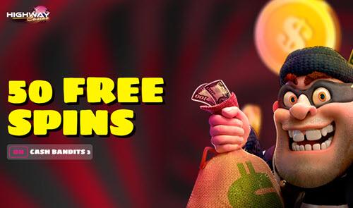 Highway Casino no deposit bonus codes