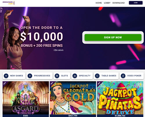 SlotsRoom Casino