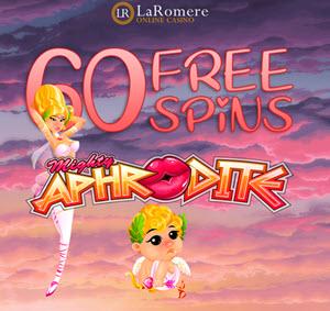 La Romere Casino (60 Free Spins)