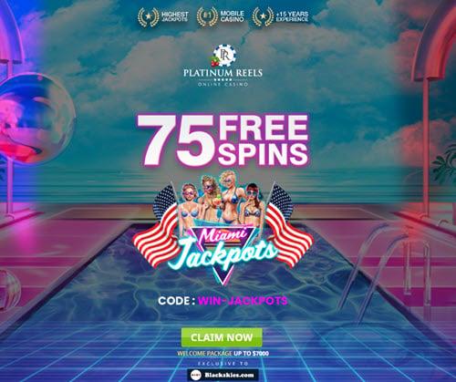 Miami Jackpots Slot