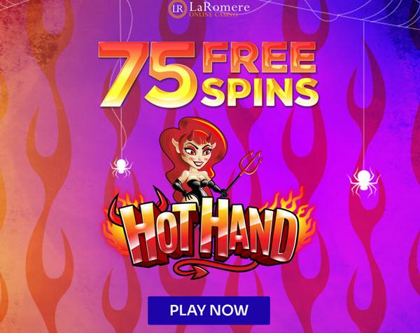Hot Hand Slots
